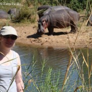 Volunteer : Kirsty Mitchison of UK – Aug 2009