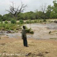 Jan. 2013 – Flooded Turgwe River