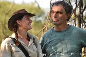 Mirinda and Jean Roger