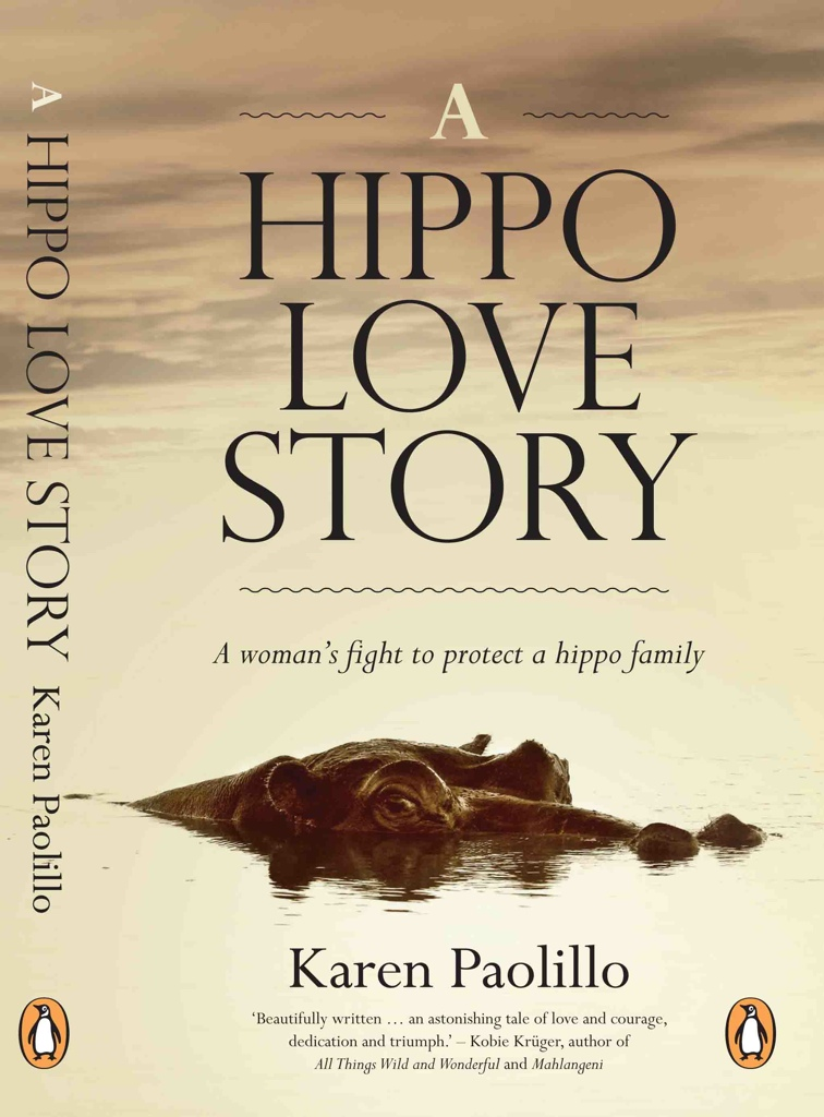 Hippo Love Story front cover