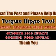 Urgent Drought Relief Appeal – October 2016 Update