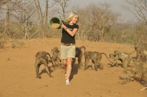 jill-about-to-feed-the-baboons