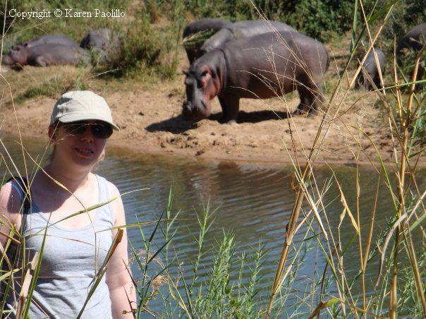 Volunteer : Kirsty Mitchison of UK – Aug 2009