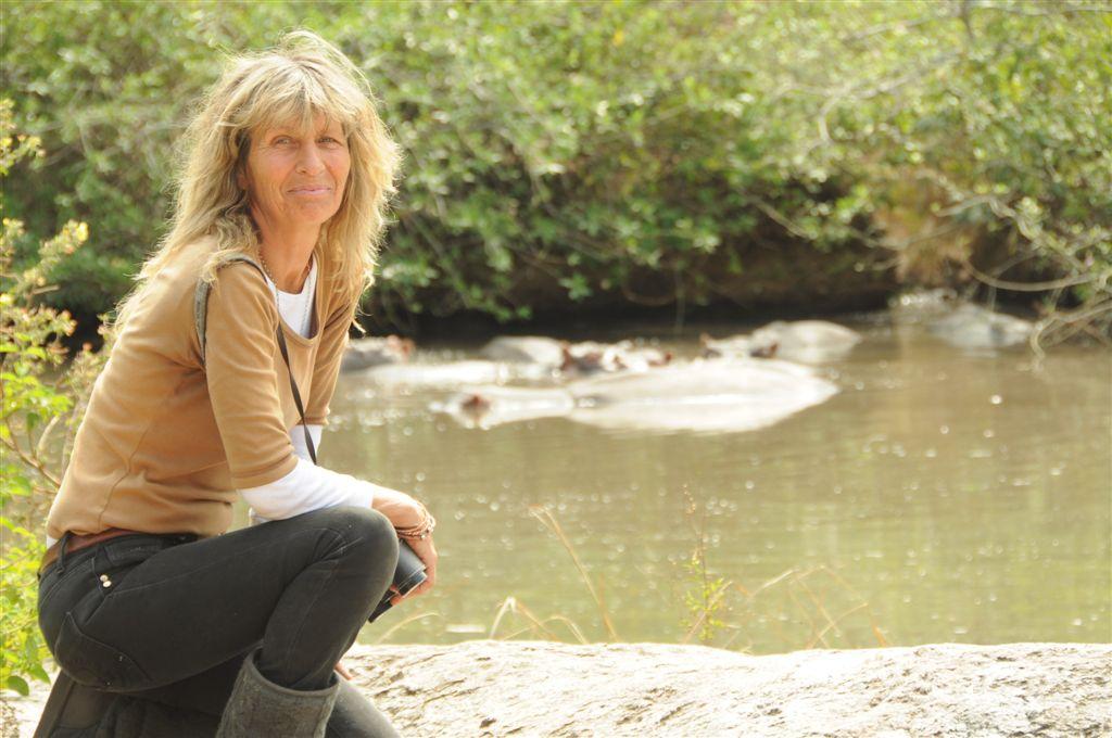 Oct. 2010 – Video of Karen Paolillo talking about Turgwe Hippo Trust