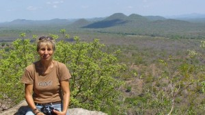 Karen and the lowveld bush
