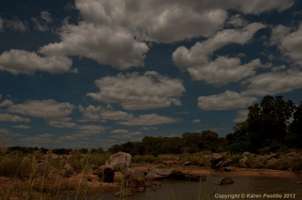 Turgwe River Landscape